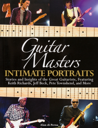 Guitar Masters. Intimate Portraits.