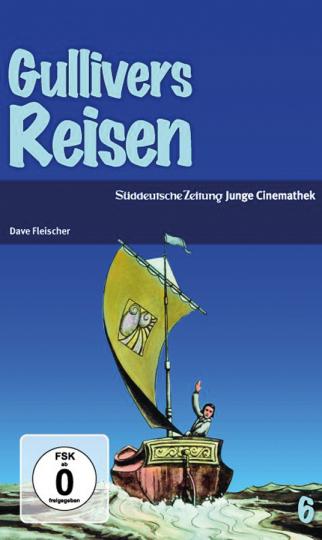 Gullivers Reisen. DVD.