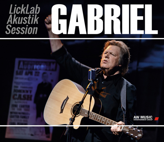 Gunter Gabriel. LickLab Akustik Session. 2 CDs.