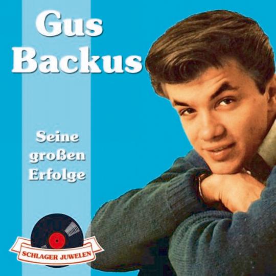 Gus Backus CD Schlagerjuwelen