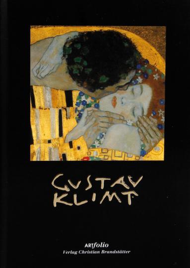 Gustav Klimt. Der Kuss.