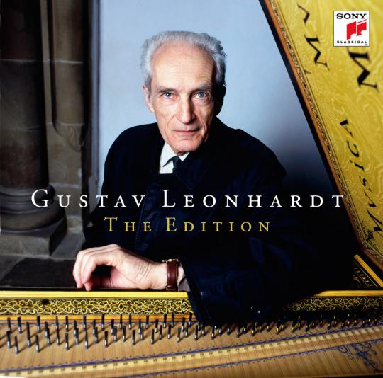 Gustav Leonhardt. The Edition. 15 CDs.