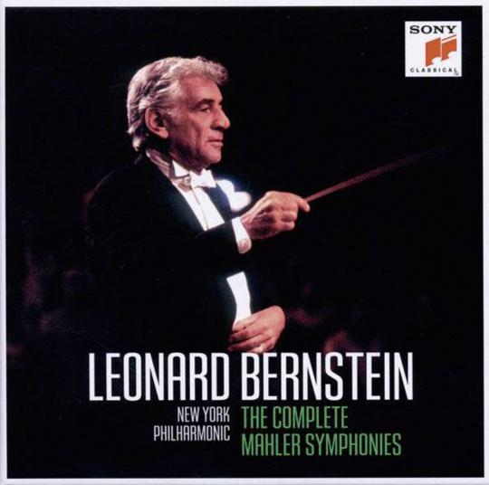 Gustav Mahler. Leonard Bernstein dirigiert Mahler. 12 CDs.