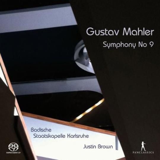 Gustav Mahler. Symphonie Nr.9. Super Audio CD.