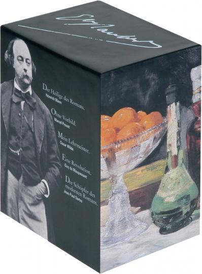 Gustave Flaubert Werke in 8 Bänden