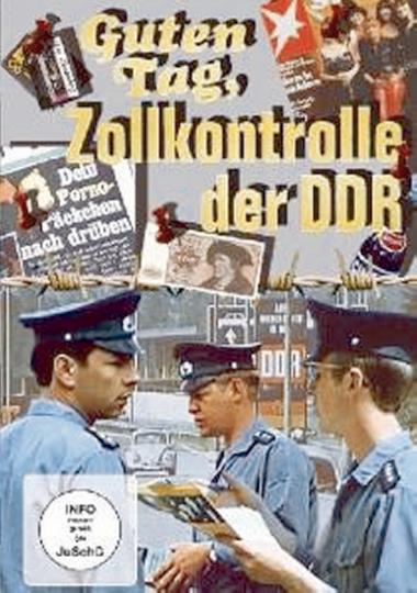 Guten Tag, Zollkontrolle der DDR DVD