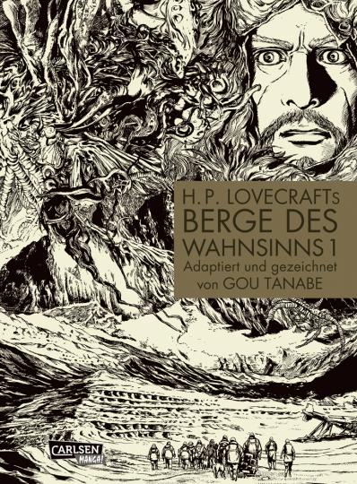 H.P. Lovecrafts Berge des Wahnsinns. Teil 1.