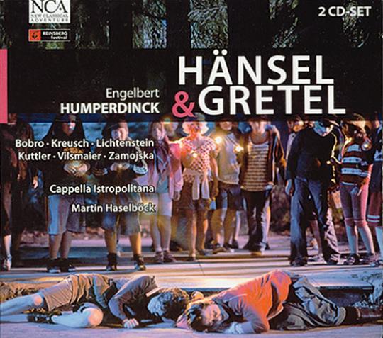 Hänsel und Gretel. 2 CDs