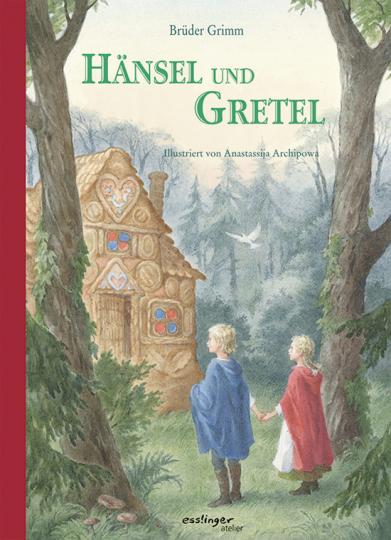 Hänsel und Gretel. Künstlerbuch.