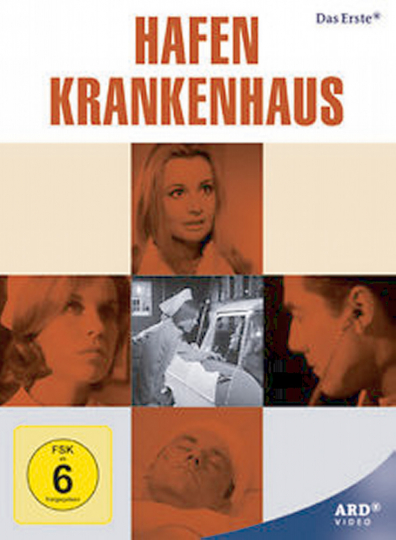 Hafenkrankenhaus (Folge 1-13). 2 DVDs.