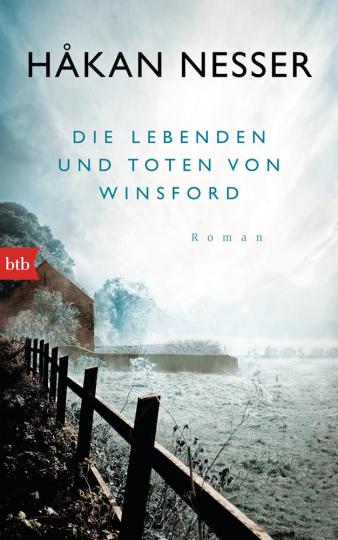 Håkan Nesser. Die Lebenden und Toten von Winsford. Roman.