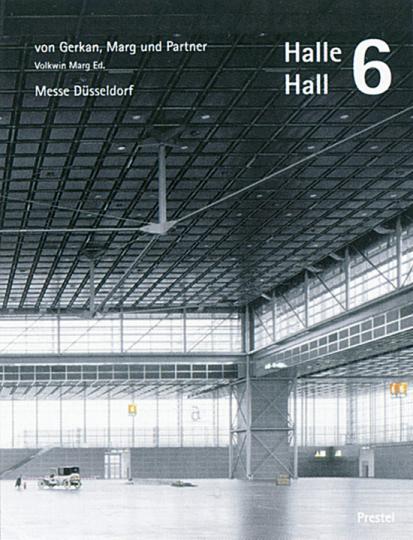 Halle 6 - von Gerkan, Marg und Partner, Messe Düsseldorf