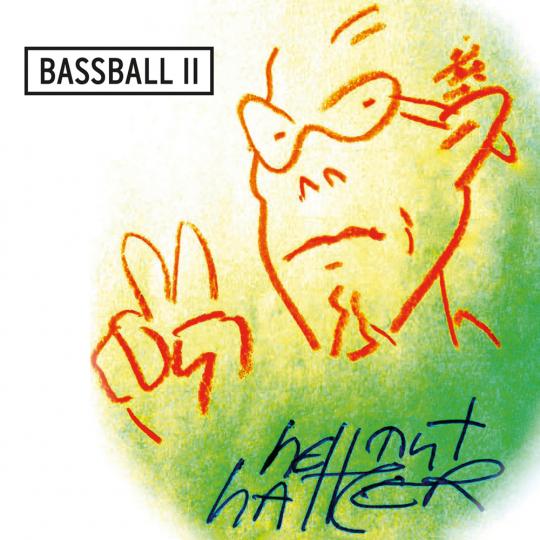 Hallmut Hattler. Bassball II. Vinyl-LP.