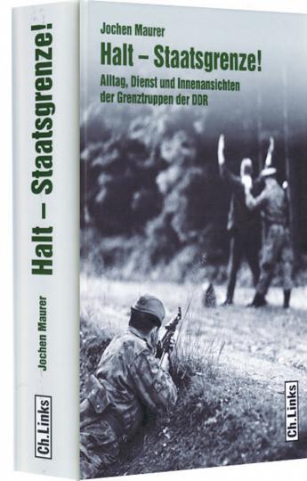 Halt – Staatsgrenze!