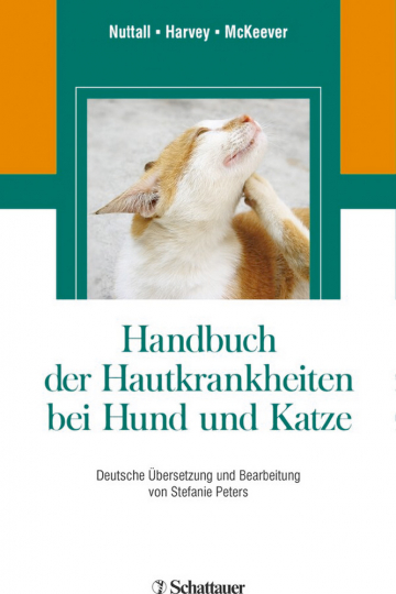 Handbuch der Hautkrankheiten bei Hund und Katze.