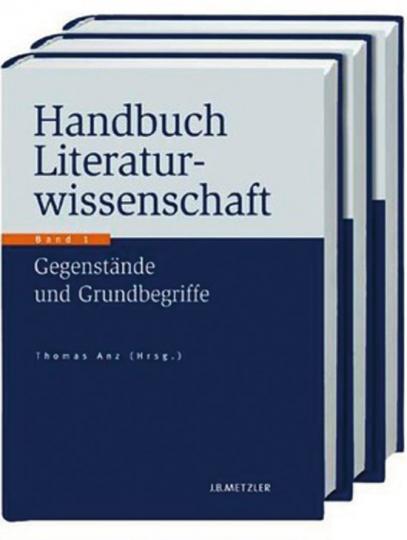 Handbuch Literaturwissenschaft. Gegenstände - Konzepte - Institutionen.