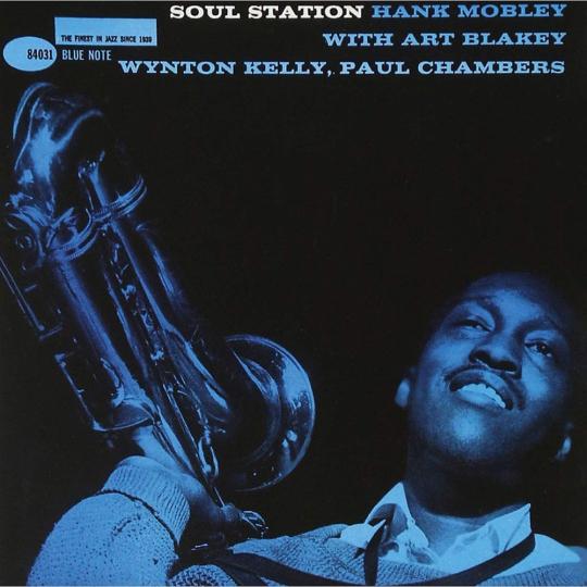 Hank Mobley. Soul Station (Rudy Van Gelder Remasters). CD.