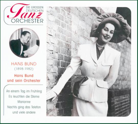 Hans Bund und sein Orchester, CD