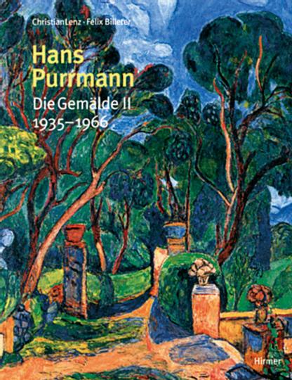 Hans Purrmann. Die Gemälde (2 Bände)