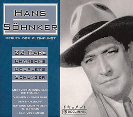 Hans Söhnker - Perlen der Kleinkunst.