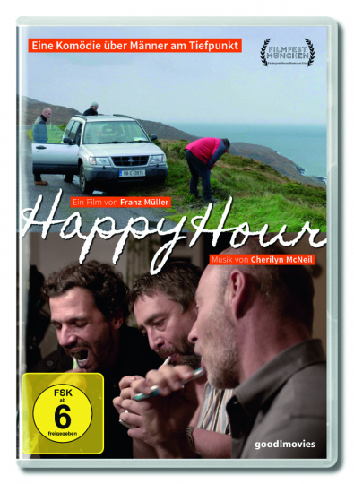 Happy Hour. DVD.