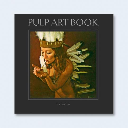 Harbeck & Krug. Pulp Art Book. Volume One.