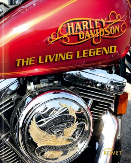 Harley-Davidson. The Living Legend.