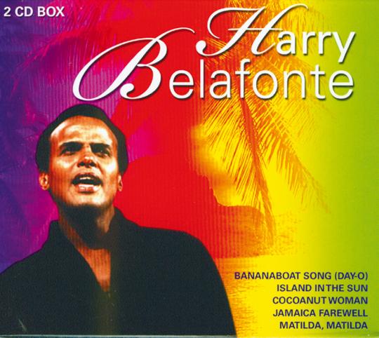 Harry Belafonte 2 CDs