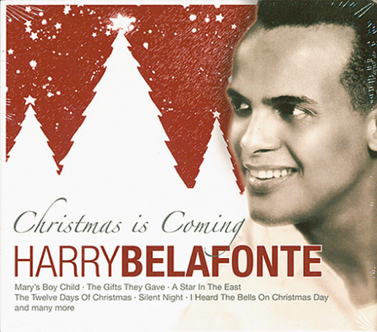 Harry Belafonte. Christmas is Coming.
