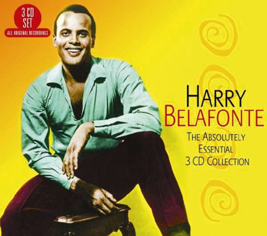Harry Belafonte. The Absolutely Essential. 3 CDs.