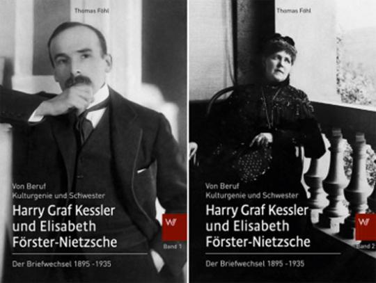 Harry Graf Kessler und Elisabeth Förster-Nietzsche. Der Briefwechsel 1895-1935.