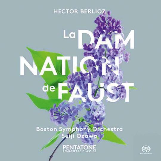 Hector Berlioz. La Damnation de Faust. 2 SACDs.