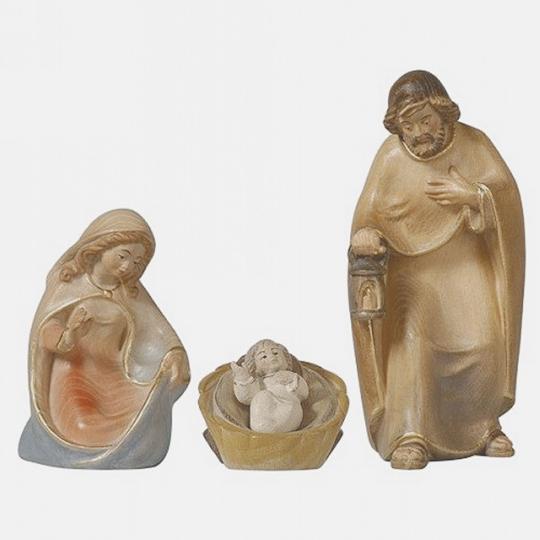 Heilige Familie mit Jesuskind.