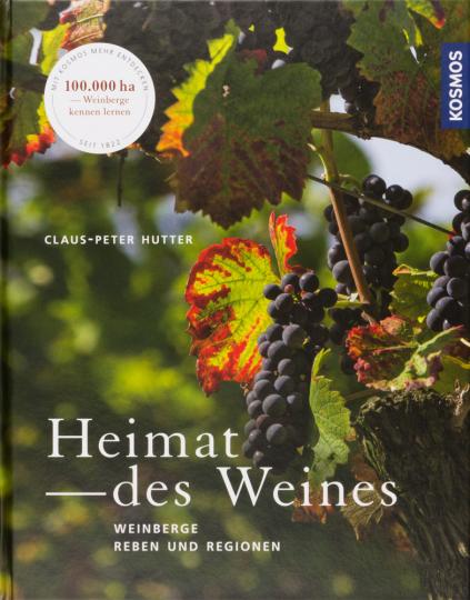 Heimat des Weines. Weinberge, Reben und Regionen.