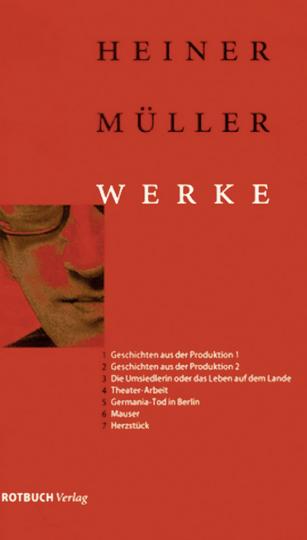 Heiner Müller. Werke.