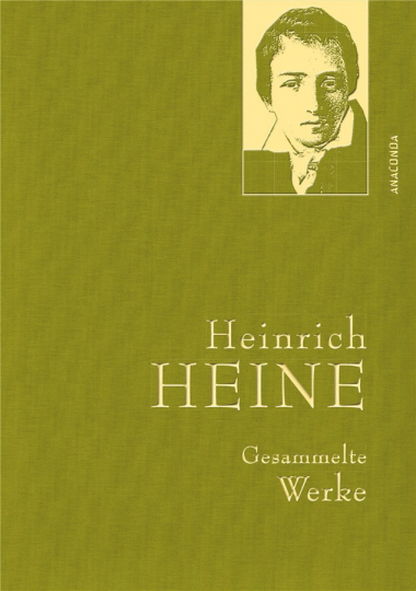 Heinrich Heine. Gesammelte Werke.