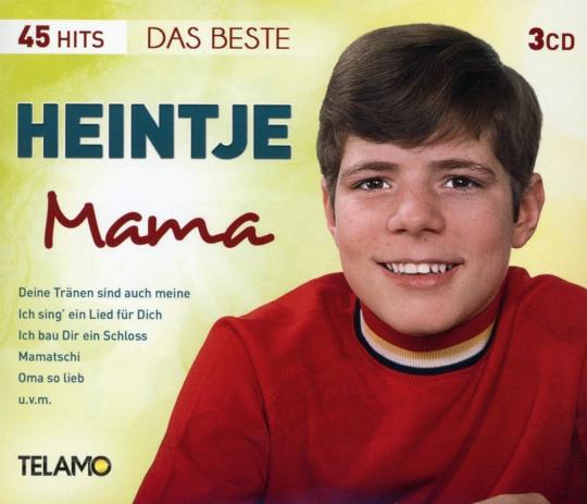 Heintje. Mama: Das Beste. 3 CDs.