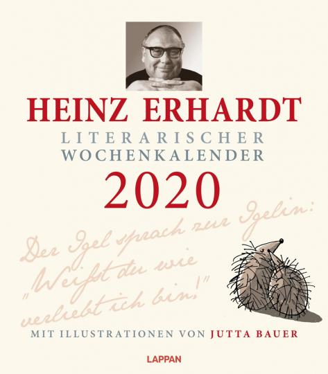 Heinz Erhardt - Literarischer Wochenkalender 2020.