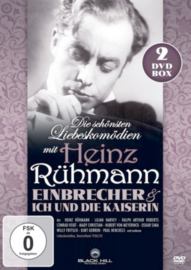 Heinz Rühmann: Die schönsten Liebeskomödien 2 DVDs