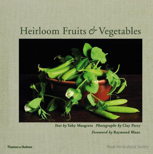 Heirloom Fruits and Vegetables. Alte Obst- und Gemüsesorten.