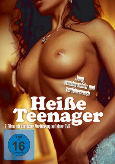 Heiße Teenager - Jung, wunderschön und verführerisch. DVD.