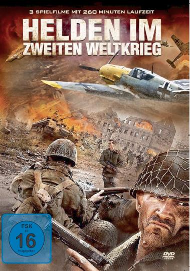 Helden im Zweiten Weltkrieg DVD