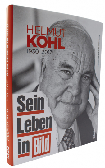 Helmut Kohl 1930 - 2017: Sein Leben in BILD