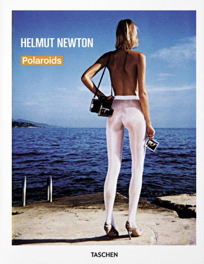 Helmut Newton. Polaroids.