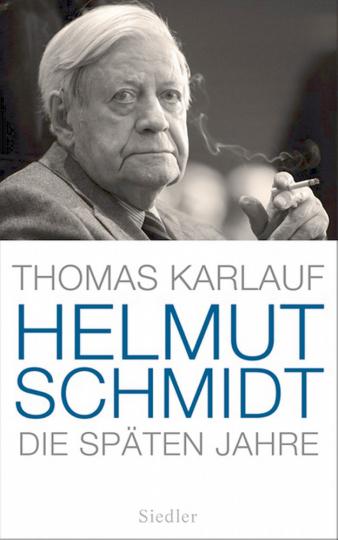 Helmut Schmidt. Die späten Jahre.