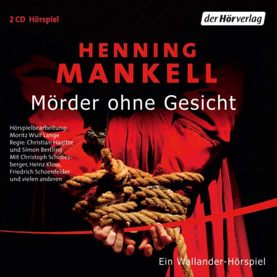Henning Mankell. Mörder ohne Gesicht. 2 CDs.