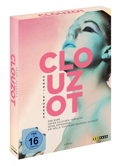 Henri-Georges Clouzot Edition. 4 DVDs.