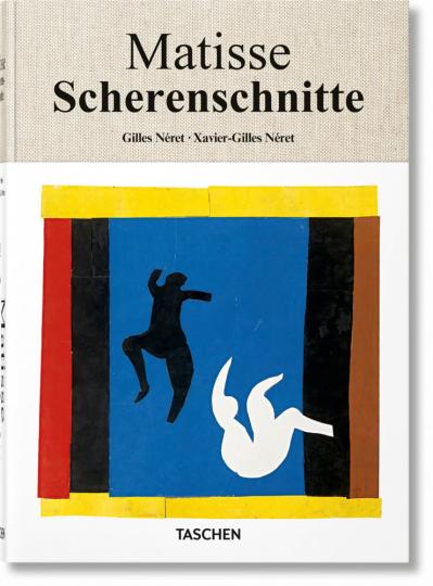 Henri Matisse. Cut-Outs. Zeichnen mit der Schere.