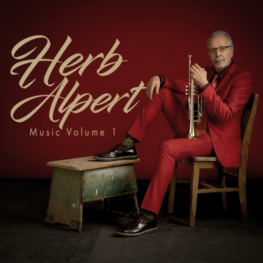 Herb Alpert. Music Vol. 1. CD.