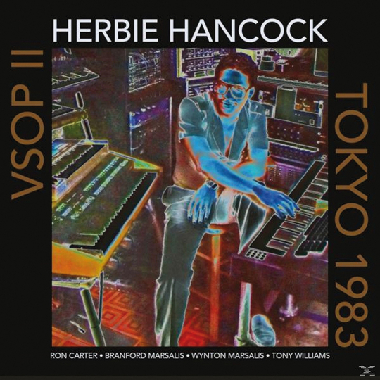 Herbie Hancock. VSOP II Tokyo 1983. CD.